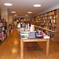 Librería Gil, Plaza Pombo, planta primera