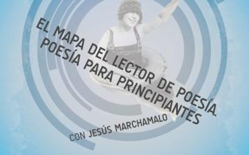 """CONFERENCIA """"EL MAPA DEL LECTOR DE POESÍA"""""""