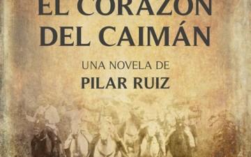 """PRESENTACIÓN """"EL CORAZÓN DEL CAIMÁN"""""""