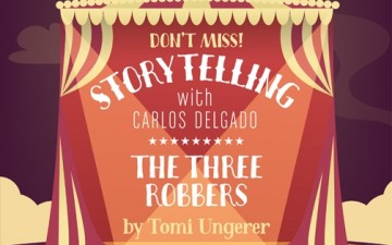 "STORYTELLING ""THE THREE ROBBERS"""