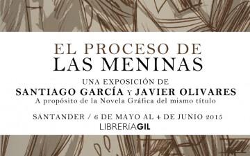 """EXPOSICIÓN """"EL PROCESO DE LAS MENINAS"""""""