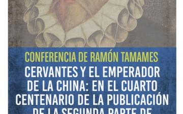 CONFERENCIA DE RAMÓN TAMAMES