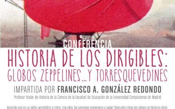 """CONFERENCIA """"HISTORIA DE LOS DIRIGIBLES"""""""