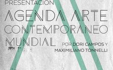 """PRESENTACIÓN """"AGENDA DE ARTE CONTEMPORANEO MUNDIAL"""""""