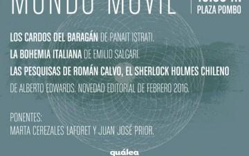 """PRESENTACIÓN DE LA COLECCIÓN """"MUNDO MÓVIL"""""""