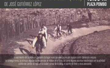 """PRESENTACIÓN """"HISTORIA DE UN DESAFÍO: BILBAO-SANTANDER EN BICICLETA"""""""