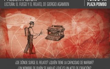 """CICLO DE CHARLAS """"VERDAD Y FICCIÓN EN LA NARRATIVA"""""""