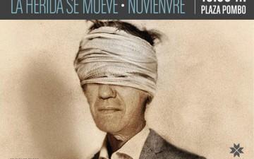 """PRESENTACIÓN """"LA HERIDA SE MUEVE"""" Y """"NOVIENVRE"""""""