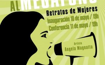 """EXPOSICIÓN Y CONFERENCIA """"FRANCÓFONAS AL MEGAFONO"""""""