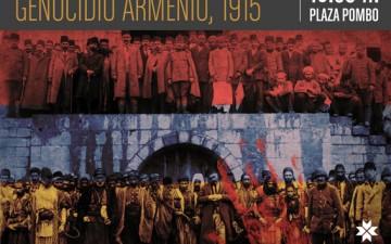 """CHARLA """"RECONOCIMIENTO DEL GENOCIDIO ARMENIO, 1915″"""