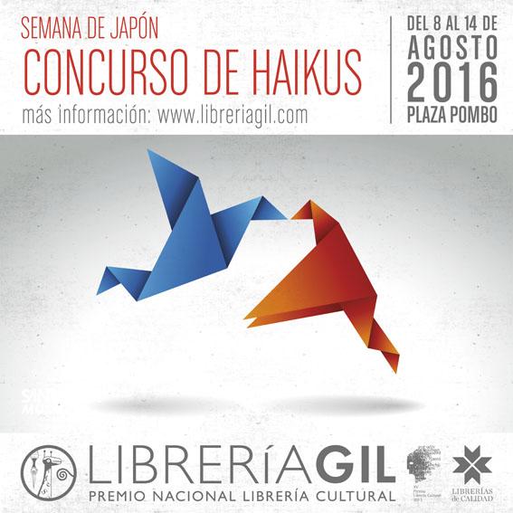 CONCURSO DE HAIKUS