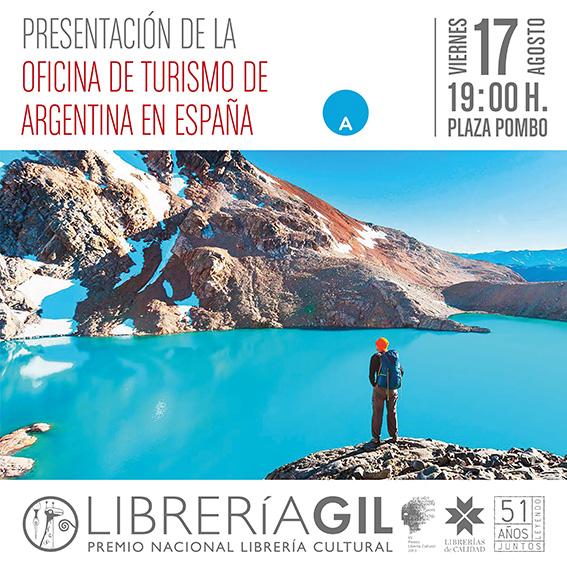 Presentaci n de la oficina de turismo de argentina en for Oficina de turismo de portugal en madrid