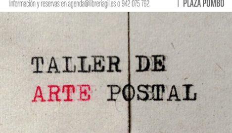 TALLER ARTE POSTAL